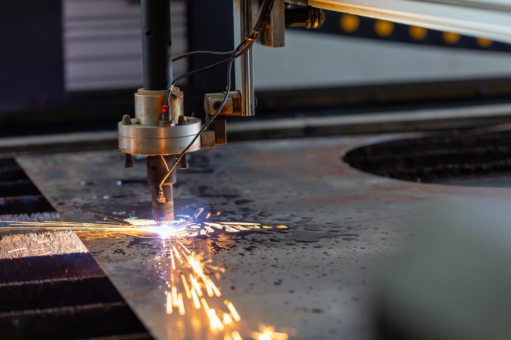 aluminium laten lasersnijden